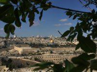 Kadim Kudüs  Şehri ve Mescid-i Aksa Manzaraları