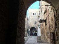 Kudüs Sokaklarında Hayat 1