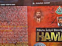 Hamas Filistin İslami Direniş Hareketi  / Dr. Abdullah Azzam