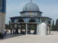 Silsile Kubbesi – Kudüs