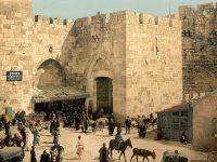 Kudüs Surlarındaki Kapılar