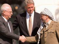 Oslo Anlaşması (13 Eylül 1993)